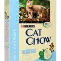 CAT CHOW Kitten Kölyökmacskák számára