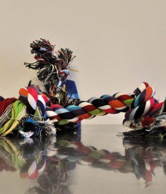 Klasszikus két csomós kötéljáték