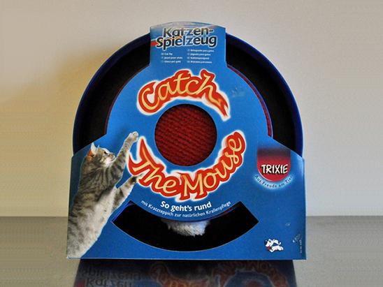 Trixie Catch the Mouse macska játék